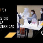 ENERO: AL SERVICIO DE LA FRATERNIDAD