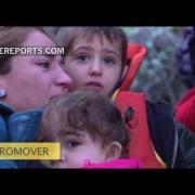 El Papa pide que se abran corredores humanitarios para los refugiados