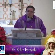 Homilie| Tuesday, IV Week of Advent 12.22.2020| Fr. Eder Estrada FM| www.magnificat.tv