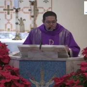 Homilie| Thursday IV Week of Advent 12.24.2020| Fr. Eder Estrada FM| www.magnificat.tv
