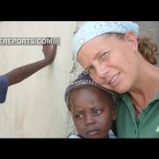 El Papa saluda a los hermanos de Isabel Solá, misionera española asesinada en Haití