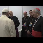 Las señales de apoyo a Venezuela que el Papa Francisco envió desde Colombia
