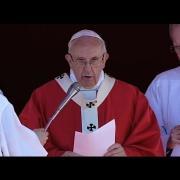 El Papa reza por las víctimas de los atentados contra los cristianos coptos de Egipto