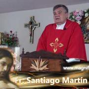 Today´s Homily | Saint Matthias, Apostle | 05.14.2021 | Fr. Santiago Martín FM