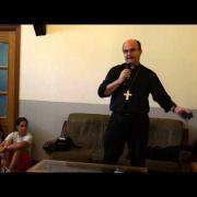 Catequesis de Mons. Munilla en el campamento de Iranzu 2015
