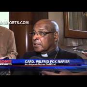 """Cardenal Napier: África está sufriendo una """"colonización ideológica"""" de EE.UU."""