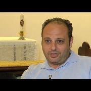 """Refugiado cristiano sirio acogido en parroquia del Vaticano: """"Dios siempre ha estado a mi lado"""""""