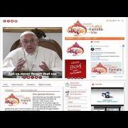 Vaticano lanza nueva web del Dicasterio para los Laicos, la Familia y la Vida