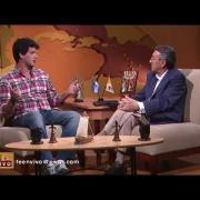 Nuestra Fe en Vivo - 31 de marzo 2014 - Pepe Alonso con Ignacio Ibarzábal