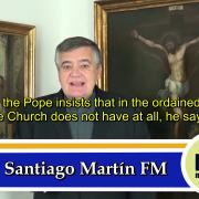 Commented News | Lay Ecclesial Ministries | Fr. Santiago Martin, Fm | Magnificat.tv