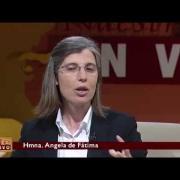 Nuestra Fe en vivo - 2014-4-14- Sister Angela de Fátima Coelho