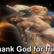 The Year of Gratitude | 46. To thank God for friends | Magnificat.tv