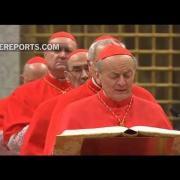 El cardenal Paolo Sardi cumple 80 años. Descienden a 115 los cardenales electores