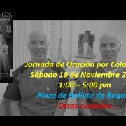 Video Oficial Invitación Jornada de Oración por Colombia 18 Nov 2017