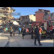 El Papa envía un equipo de rescate a Amatrice tras el terremoto