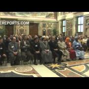 Francisco, sobre el diálogo con el Islam: Se están dando pasos positivos