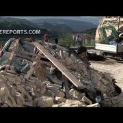 Decenas de personas siguen atrapadas entre los escombros en la zona afectada por el sismo