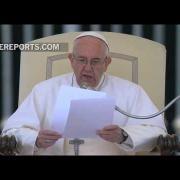 El Papa resumen su viaje a Egipto durante la audiencia general