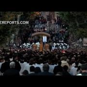 La procesión del Corpus Christi cruzó las calles de Roma