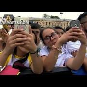 Francisco: Colombia necesita jóvenes capaces de perdonar y comprender