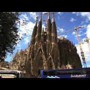 La Sagrada Familia de Gaudí, uno de los símbolos de Barcelona y de la Iglesia católica