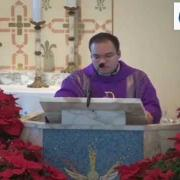 Homilie| Wednesday IV Week of Advent 12.23.2020| Fr. Antonio Gutiérrez FM| www.magnificat.tv