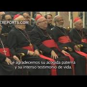 Papa a Doctrina de la Fe: Gracias por cómo se han tratado los casos de abusos a menores