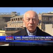 Cardenal Coccopalmerio explica cuándo un divorciado vuelto a casar puede comulgar