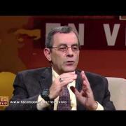 Nuestra Fe en Vivo - 21 de enero 2013 - Pepe Alonso con Prof Jose Gabriel Cortes