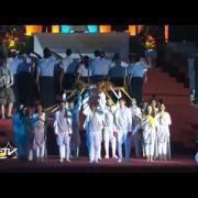 26/07/2013 VIA CRUCIS DEL PAPA FRANCISCO CON LOS JÓVENES DESDE COPACABANA