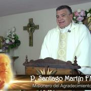 Homilía de hoy   Visitación de la Bienaventurada Virgen María   31.05.2021   P. Santiago María FM