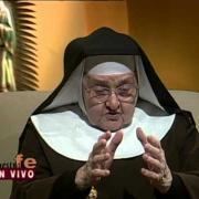 Nuestra Fe en Vivo -  Madre Angélica - Mayo 28, 2001