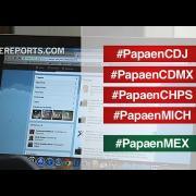 Las cinco hashtags especiales para seguir al Papa en México desde Twitter