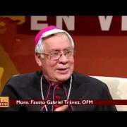 Nuestra Fe en vivo - 20`2-10-15 - Mons. Fausto Gabriel Trávez