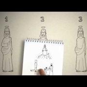 3MC - 3 Minute Catechism - 31. ¿Cómo es diferente Jesús de los fundadores de otras religiones?