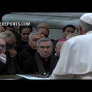 El Papa a párrocos de Roma: Si un sacerdote no se confiesa, no avanza en la fe