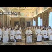 El Papa elogia a los Mercedarios su labor histórica de redención de cristianos cautivos