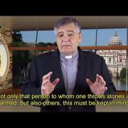 Commented News Cardinal | Becciu Defends Himself | Fr Santiago Martín FM | www.magnificat.tv