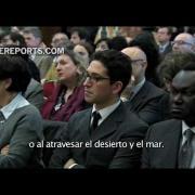 Papa sobre refugiados: Que los requisitos burocráticos no impidan respetar su dignidad