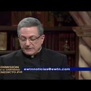 Mesa Redonda sobre la Dimision de su Santidad Benedicto XVI - 2013-02-13 -