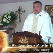 Today's Homily | Saint Bonaventure, Bishop and Doctor of the Church 07.15.2021 P. Santiago Martín FM