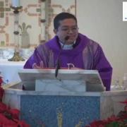 Homilie| Saturday of the Third WeeK of Advent 12.19.2020| Fr. Eder Estrada FM| www.magnificat.tv