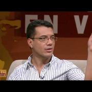Nuestra Fe en vivo - 2013-04-15 -  Alonso Sanabria