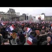 Francisco escribe a Macron: Construya una sociedad más justa y fraterna