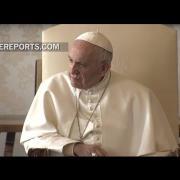 Papa con delegación finlandesa: La intención de Lutero era renovar la Iglesia, no dividirla