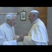 Benedicto XVI cumple mañana 90 años