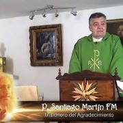 Homilía de hoy   Viernes, III semana del Tiempo Ordinario   29.01.2021   P. Santiago Martín FM