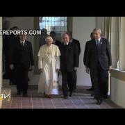 Las cuatro grandes lecciones de Benedicto XVI