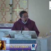 Homilie| Monday, III Week of Lent 03.08.2021| Fr. Eder Estrada FM| www.magnificat.tv