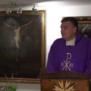 Homily, Friday of the First Week of Advent | Fr. Santiago Martin FM | 12.04.2020